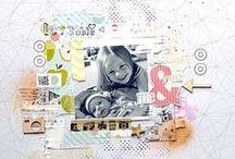 scrapbooking inspiration / by Alexis Aldeguer-Aragona