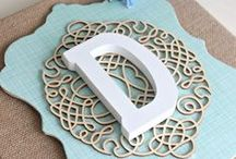 Craft Corner Ideas / by Jessica Delfs | Life After Loser