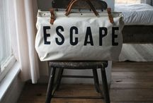 Bags Galore / by Maderia Eoff