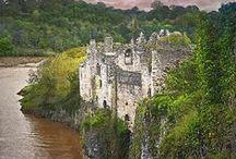castles, church, abbey, worship / by Debbie Bailey