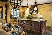 kitchen envy / by Debbie Bailey