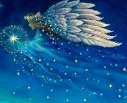 "Touched By An Angel / Messengers, protectors, guardians . . . ""Angels are not only above us, they are also within us."""