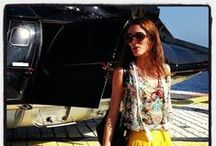 Globetrotters | Shop Latitude / Our favorite girls jetting around the world