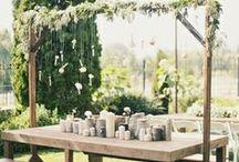 Garden Weddings / www.aussieweddingnetwork.com