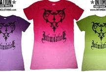 Women's Intimidation Apparel / Intimidation Clothing's styles for women.
