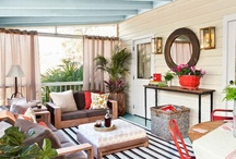 Outdoor home / by Amanda Turnbull