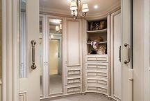 Closets / by Lisa Fischer Jacobsmeyer