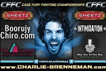 MMA Fighter Banners