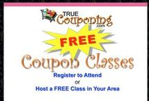 FREE Coupon Classes: True Couponing Workshops / Want to learn how to coupon? Go to one of our FREE workshops!  / by True Couponing Deals & Savings