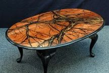 Crafty: Furniture / by Taronna McKee