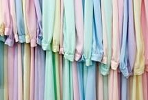 Pastels / Soft and sweet