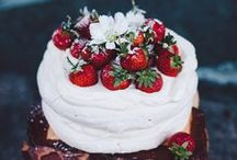 Cakes / Homemade delicious cakes