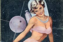 Pulp Fiction: SciFi, Futurama, Fantasy / by Taronna McKee