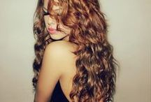 Curly Hair and hairstyles