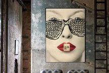 Wall Art / No one wants boring walls
