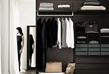 Dreamy Closets / These closets!!