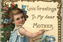 Mother's Day Greetings from Yesteryear