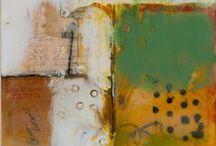 Michelle Trahan Carson Art / encaustic art of Michelle Trahan Carson / by Michelle Trahan Carson Studio
