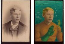 Fun With Cabinet Cards and Vintage Photos / by Michelle Trahan Carson
