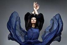 Ballet dancers inspiration