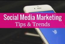 Social Media Marketing Tips and Trends / This group board is about social media marketing & using social media to grow a business. This is perfect for bloggers, small business owners, entrepreneurs & anyone else wanting to learn. Want to be a Contributor to this Group Board? 1. Follow Heather Heuman here on Pinterest. 2. Send me an email at heather@sweetteasocialmarketing(dot)com and let me know the group you want to join & your website address. I'll be adding up to 3 people per month. Limit pins to 5 a day.