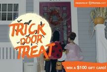 Boo-tiful Halloween / Before the trick or treat crowd arrive, get your home ready with some boo-tiful Halloween decor, recipes and spooktacular fun! / by Homes.com