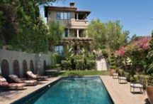 VIP / Celebrity Living & Homes / Take a peek into some celebrity homes and see how the rich and famous like to relax!