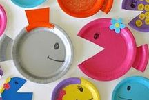 Low-Mess Kids' Projects
