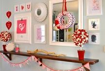 Valentine's Day! / Love where you live! Valentines day home decor ideas & recipes to smother your home in love! / by Homes.com