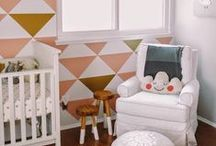 BabyZone Decor / Baby on Board! Nursery Decorating Ideas for all the moms and the soon to be moms out there! / by Homes.com