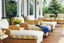 Deck & Patio Designs / Take a walk in these alluring and appealing deck and patio designs picked out by Homes.com! / by Homes.com