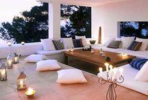 Amazing Interior & Exterior Living Spaces. / Interior Design, Architecture, Design & Art... / by Erica Epstein