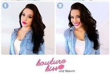 Hair Styles / Hairstyles ideas for a casual day or for a full day of trade shows, promotional events and conferences.