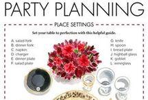 Party Ideas, Entertaining... / by Kenya Felton