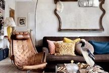 interiors / by Jessica Otwell