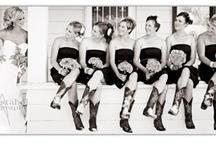 ❤ The Bridesmaids! ❤ /  I need my girls!  / by AnaLisa Acosta