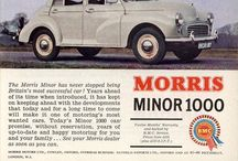 Fixing Dusty / 1965 Morris minor 1000s won't fix themselves, sadly. / by April Showers