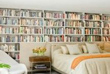Bookcases  / by Liesbeth