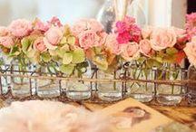 2014 - Shabby Chic Rose Party / by Annamaria Cysneiros
