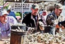 Oyster Roast 2014 / Ideas for work event. / by Erin Mullican