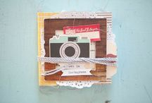 DIY - Masking tape, paper, scrap & smash / by Kiki Maouw