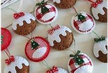 Christmas ornaments / by Andrea McDonough