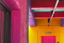 Colour palettes / by Eline .lc