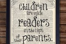 Writer Mama / Pass the love of all things literary on to your children.
