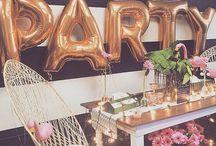 Birthday plans. / Ideas for future birthdays