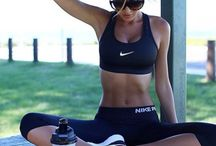 Lets workout. / Get fit in style