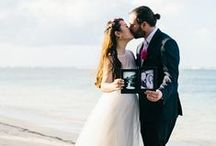 My Destination Wedding! / Intimate destination wedding in the Dominican Republic Full Wedding Vlog Here ----> https://youtube.com/watch?v=7cOrkqxuGgw / by The Squishy Monster