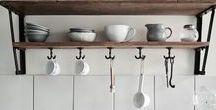 kitchen charm / kitchen   decoration   home   charm   dishes  
