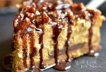 Desserts, mon amour / by LadyChueca