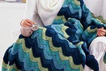 Crochet - Afghans & Rugs / Rugs, afghans, etc